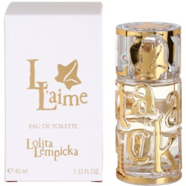 Lolita Lempicka L L'Aime Eau de Toilette für Damen 40 ml