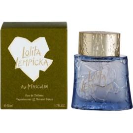 Lolita Lempicka Au Masculin eau de toilette pour homme 50 ml
