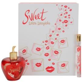 Lolita Lempicka Sweet Geschenkset II.  Eau de Parfum 80 ml + Eau de Parfum 7 ml
