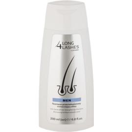 Long 4 Lashes Hair hajerősítő korpásodás elleni sampon uraknak  200 ml