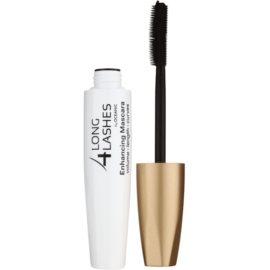Long 4 Lashes Lash Verzorgende Mascara  voor Ondersteuning van Wimpergroei  Tint  Black 10 ml