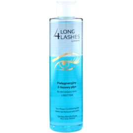 Long 4 Lashes Lash 2-Phase eye make-up remover To Support The Growth Of Eyelashes  250 ml