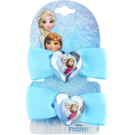 Lora Beauty Disney Frozen elásticos para o cabelo com laço  2 un.