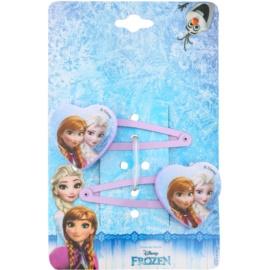 Lora Beauty Disney Frozen Ganchos (Purple) 2 un.