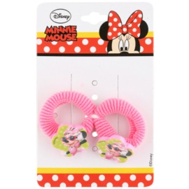 Lora Beauty Disney Minnie Haargummis  2 St.