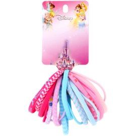 Lora Beauty Disney Princess ластици за коса смесени цветове  18 бр.