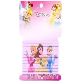 Lora Beauty Disney Princess elásticos para cabelo  12 un.