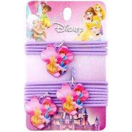Lora Beauty Disney Šípková Růženka gumičky do vlasů  6 ks