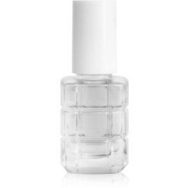 L'Oréal Paris Le All in One podkladový a vrchní lak na nehty s růžovým olejem  13,5 ml