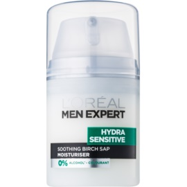 L'Oréal Paris Men Expert Hydra Sensitive Protecting Moisturizer For Sensitive Skin 50 ml