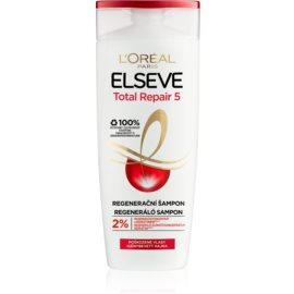 L'Oréal Paris Elseve Total Repair 5 sampon pentru regenerare  400 ml