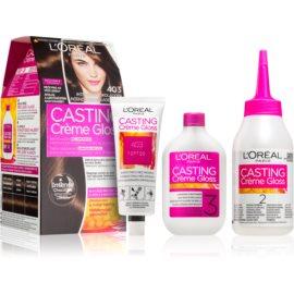 L'Oréal Paris Casting Creme Gloss Hair Color Shade 403 Golden Chocolates