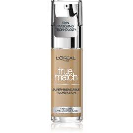 L'Oréal Paris True Match podkład w płynie odcień 7D/7W Golden Amber 30 ml