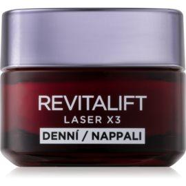 L'Oréal Paris Revitalift Laser X3 cuidado intensivo  50 ml