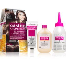 L'Oréal Paris Casting Creme Gloss Hair Color Shade 525 Black Cherry Chocolate