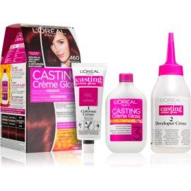L'Oréal Paris Casting Creme Gloss Hair Color Shade 460 Strawberry