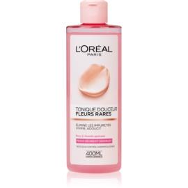 L'Oréal Paris Precious Flowers Face Lotion for Dry and Sensitive Skin  400 ml