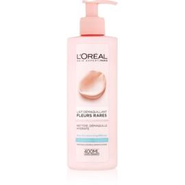 L'Oréal Paris Precious Flowers Claeansing Milk for Normal and Combination Skin  400 ml