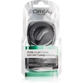 L'Oréal Paris Pure Clay maseczka detoksykująca  6 ml