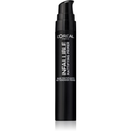L'Oréal Paris Infaillible fond de ten lichid cu efect matifiant  20 ml