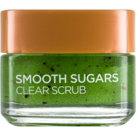 L'Oréal Paris Smooth Sugars Cleansing Peeling Anti-Blackheads  50 ml