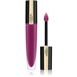 L'Oréal Paris Rouge Signature mattító folyékony rúzs árnyalat 104 I Rebel 7 ml