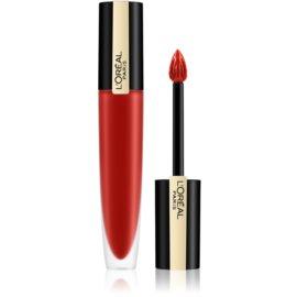 L'Oréal Paris Rouge Signature mattító folyékony rúzs árnyalat 115 I Am Worth It 7 ml
