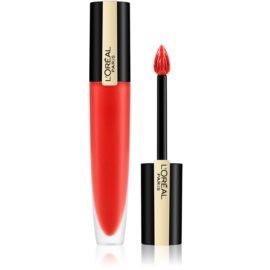 L'Oréal Paris Rouge Signature mattító folyékony rúzs árnyalat 113 I Don't 7 ml