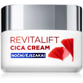 L'Oréal Paris Revitalift Cica Cream crema de noapte antirid  50 ml