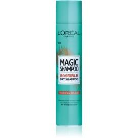 L'Oréal Paris Magic Shampoo Tropical Splash  shampoo secco volumizzante senza residui bianchi  200 ml