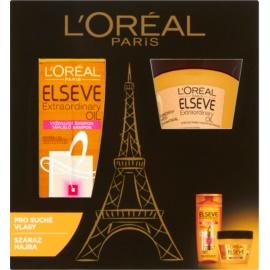 L'Oréal Paris Elseve Extraordinary Oil Kosmetik-Set  III.