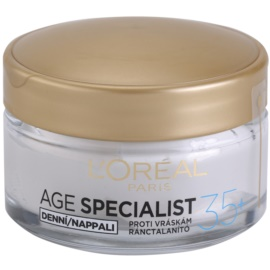 L'Oréal Paris Age Specialist 35+ Moisturizer Care Anti Wrinkle Day Cream  50 ml