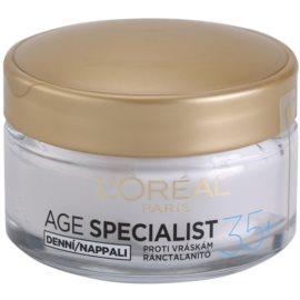 L'Oréal Paris Age Specialist 35+ krem na dzień przeciw zmarszczkom  50 ml