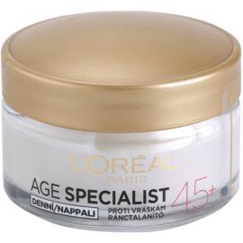 L'Oréal Paris Age Specialist 45+ Tagescreme gegen Falten  50 ml
