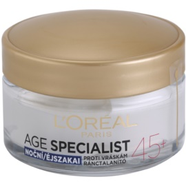 L'Oréal Paris Age Specialist 45+ Firming Anti Wrinkle Night Cream  50 ml