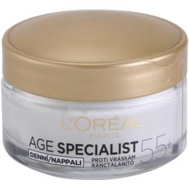 L'Oréal Paris Age Specialist 55+ Tagescreme gegen Falten  50 ml