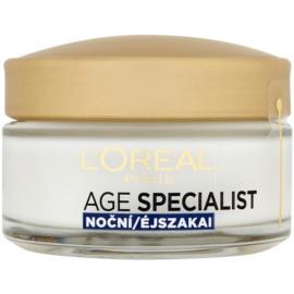 L'Oréal Paris Age Specialist 65+ crema de noche nutritiva  antiarrugas  50 ml