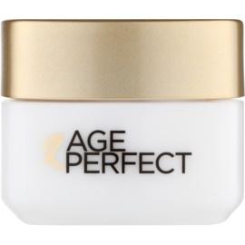 L'Oréal Paris Age Perfect Feuchtigkeitsspendende Augencreme mit ernährender Wirkung für reife Haut  15 ml