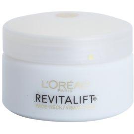 L'Oréal Paris Revitalift Anti-Wrinkle + Firming protivráskový krém na obličej a krk  48 g