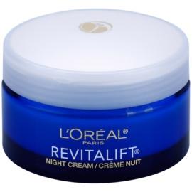 L'Oréal Paris Revitalift Anti-Wrinkle + Firming noční krém proti vráskám  48 g