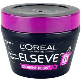 L'Oréal Paris Elseve Arginine Resist X3 подсилваща маска  300 мл.