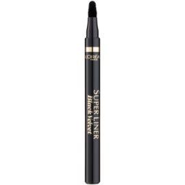 L'Oréal Paris Super Liner Black Velvet tus de ochi culoare Extra Black