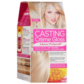 L'Oréal Paris Casting Creme Gloss barva na vlasy odstín 1021 Coconut Kiss