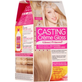 L'Oréal Paris Casting Creme Gloss barva na vlasy odstín 1010 Marzipan