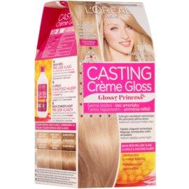 L'Oréal Paris Casting Creme Gloss coloração de cabelo tom 1010 Marzipan