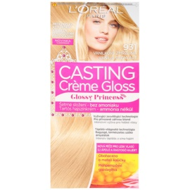 L'Oréal Paris Casting Creme Gloss farba na vlasy odtieň 931 Vanilla Ice-Cream