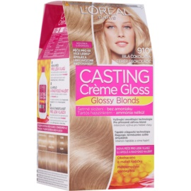 L'Oréal Paris Casting Creme Gloss farba do włosów odcień 910 White Chocolate