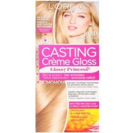L'Oréal Paris Casting Creme Gloss coloração de cabelo tom 8031 Créme Brulée