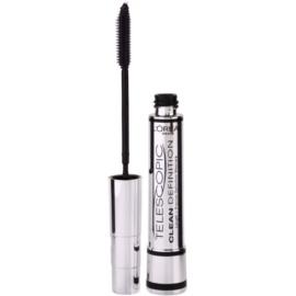L'Oréal Paris Telescopic Clean Definition туш для збільшення об'єму відтінок Black 8 мл
