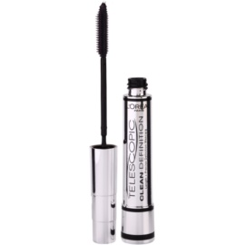 L'Oréal Paris Telescopic Clean Definition řasenka pro větší objem odstín Black 8 ml